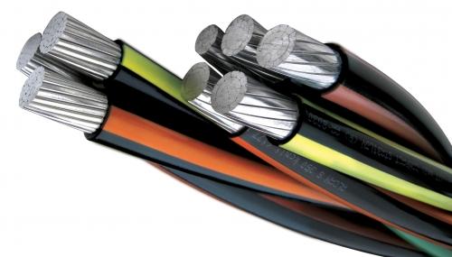 Самонесущие изолированные провода-СИП