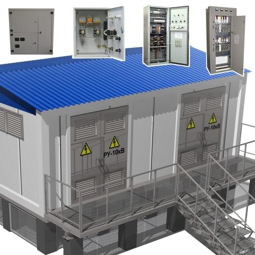 Производство Изготовление Сборка электрощитового оборудования