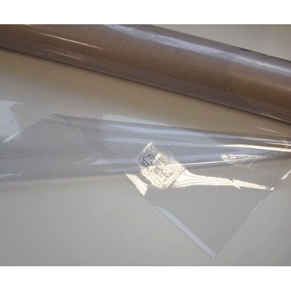 Прозрачная пленка 50000x1300x0.5 мм