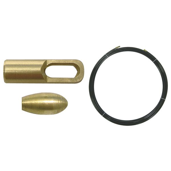 Перлоновый пруток 30 м на 4 мм