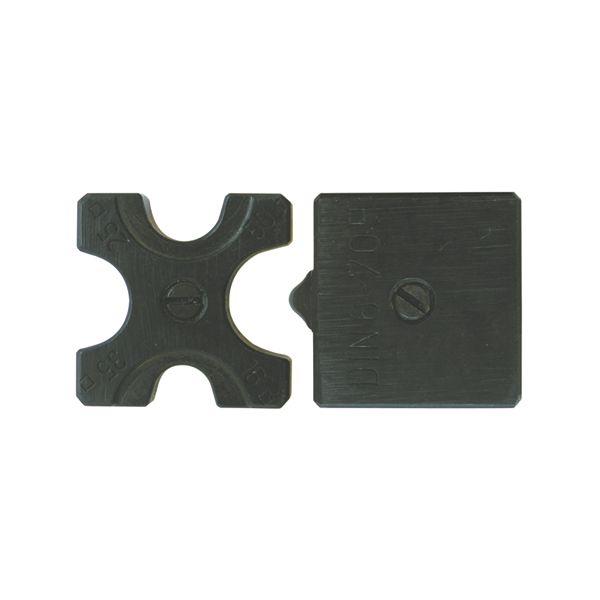 Обжимная насадка, стержень, нижняя часть, 10-70 мм2