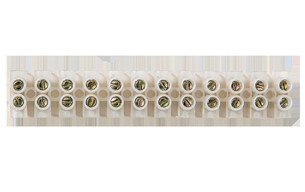 Колодка КЗВ 6-12 6А 1,5-4мм 12пар LLT