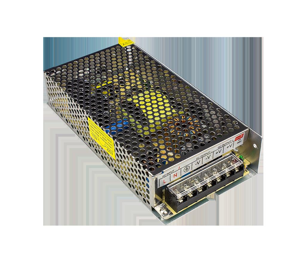 Адаптер LS-AA-16.6 16.6А 200Вт 12В алюминий LLT