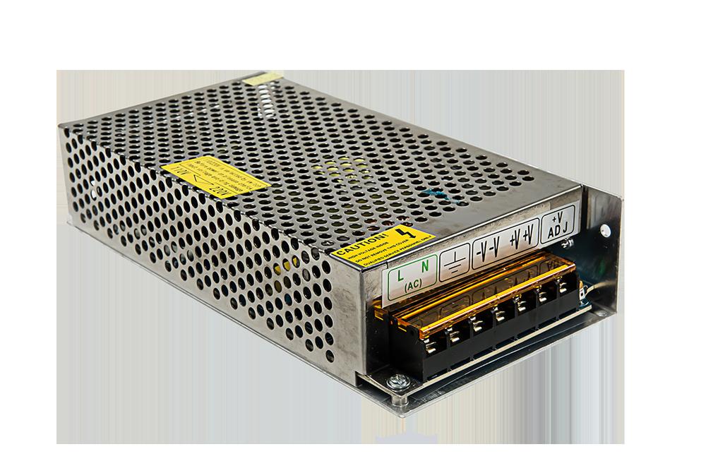 Адаптер LS-AA-12.5 12.5А 150Вт 12В алюминий LLT