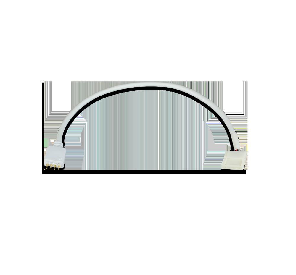 Соединитель LS50-RGB-CС-CA 20см для контроллера со шнуром LLT