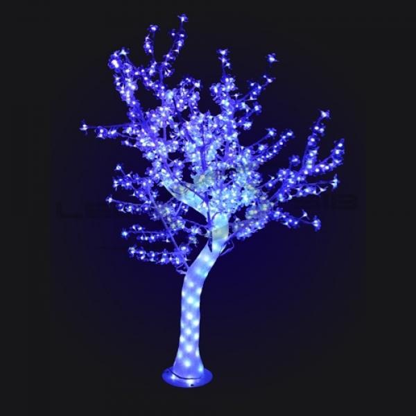 """СД дерево акриловое """"Баухиния"""" 1200мм-1800мм 768LED (Светящийся ствол)"""