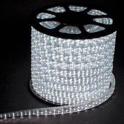 5W 50м квадр. 11х30мм 230V 144LED/м 6W/м, (2м/отрез), 2 аксесс., белый 3000K/ LED-F5W