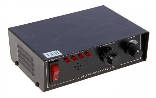 Контроллер для дюралайта (может управлять 100 м) универсальный, без шнура, железный корпус.