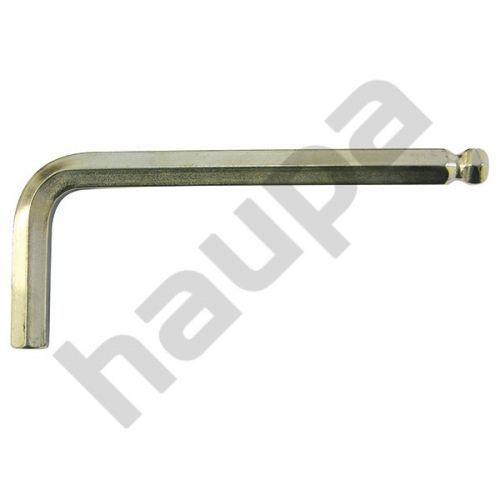 Шестигранный штифтовой ключ со сферической головкой Рк 2,5