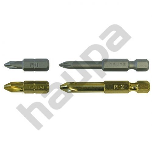 Бита TIN PH 2/50 мм  (10 штук в упаковке)