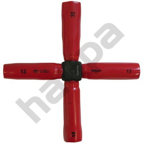 Крестообразный ключ VDE РК 10-13-14-17