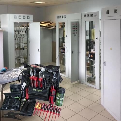 При заказе щитового оборудования - инструмент HAUPA (Германия) В ПОДАРОК!!!