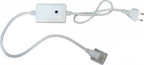 Контроллер для дюралайта (может управлять 20 м) плоский, пластиковый корпус.