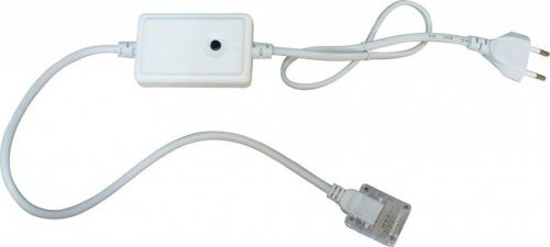 Контроллер для дюралайта (может управлять 100 м) плоский, пластиковый корпус.