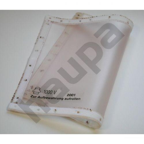 Прозрачная пленка 1000x600x1,0 мм