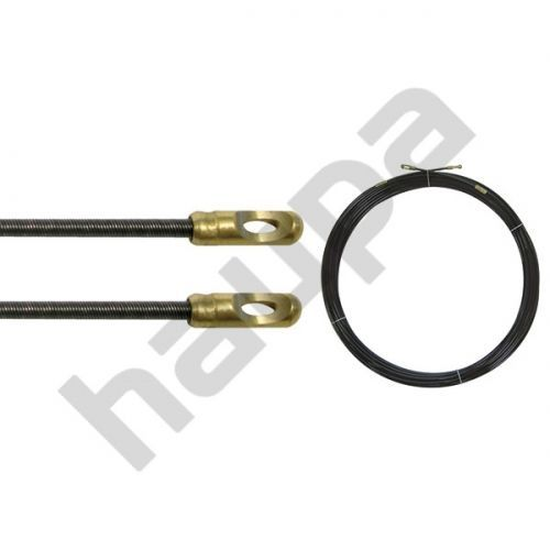 Перлоновый пруток, 2 петли, 2 поисковые пружины, 15 м на 4 мм