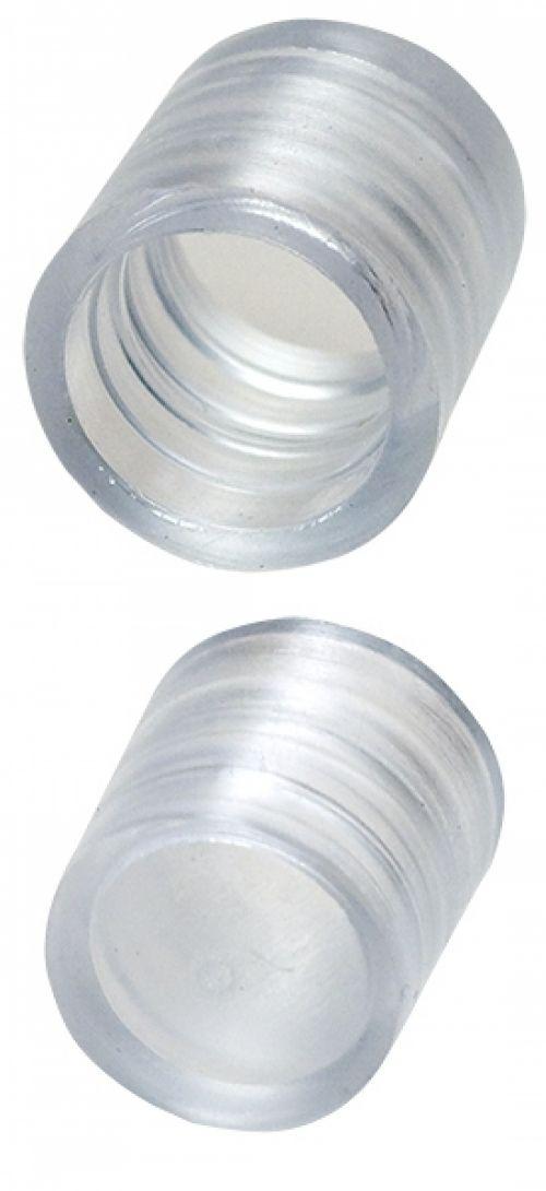 Заглушка концевая круглая