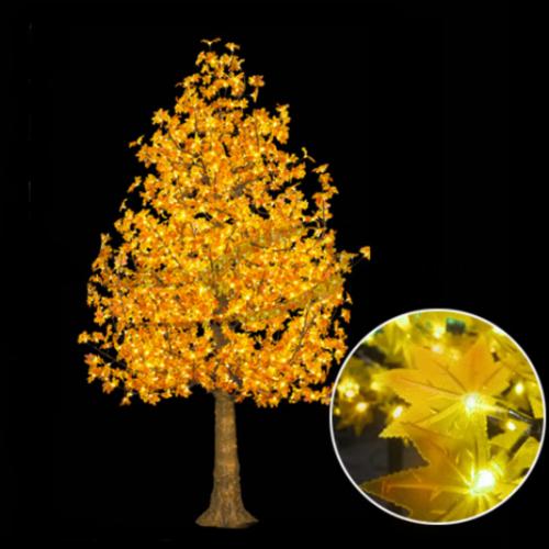 "СД дерево ""Клен"" 1200мм-1800мм 384LED (Толстый ствол)"