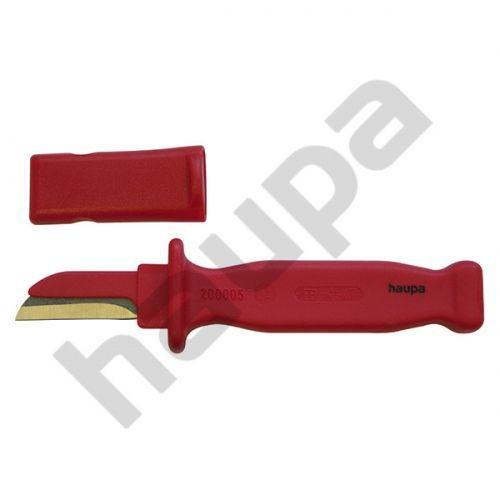 Нож для резки кабеля VDE, прямое лезвие 40 мм