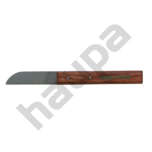 Нож для резки кабеля с деревянной ручкой