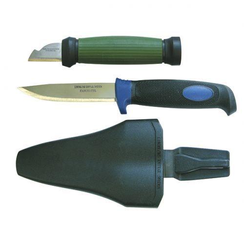 Набор ножей для кабеля с пластиковой рукояткой