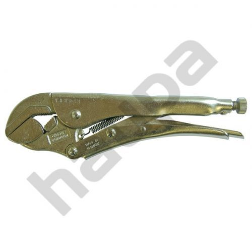 Зажимные клещи, прямые, 250 мм