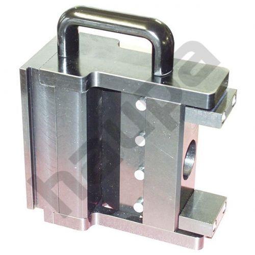 Приспособление для резания медных пластинчатых шин, макс. размеры:12 x 120 мм
