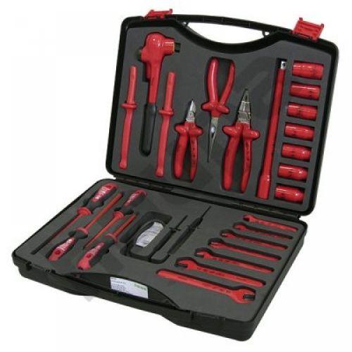 Набор инструментов VDE «Biber», 26 компонентов
