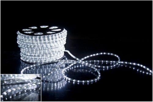 Дюралайт  LED Белый, круглый, 3 жилы