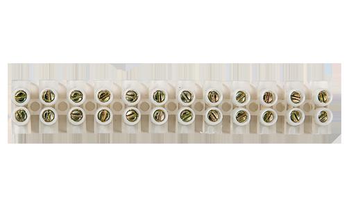 Колодка КЗВ 10-12 10А 2,5-6мм 12пар LLT