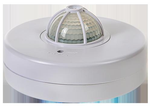 Датчик движения инфракрасный ДД-024-W 1200Вт 180-360 град. 12м, IP33 белый LLT