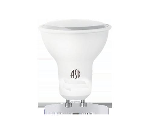 Лампа светодиодная LED-JCDRC-standard 5.5Вт 230В GU10 3000К 495Лм ASD