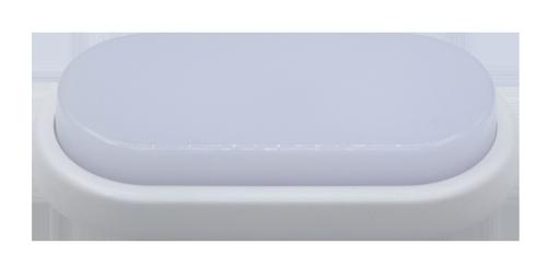 Светильник светодиодный герметичный СПП 2401 12Вт 230В 4000К 960Лм ОВАЛ IP65 LLT