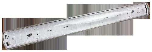 Светильник герметичный под светодиодную лампу ССП-456 2х18Вт 230В LED-Т8 G13 IP65 1200 мм LLT