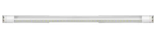 Лампа светодиодная LED-T8R-standard 10Вт 230В G13 4000К 800Лм 600мм прозрачная ASD