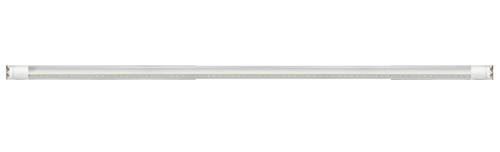 Лампа светодиодная LED-T8-standard 18Вт 230В G13 4000К 1440Лм 1200мм прозрачная ASD