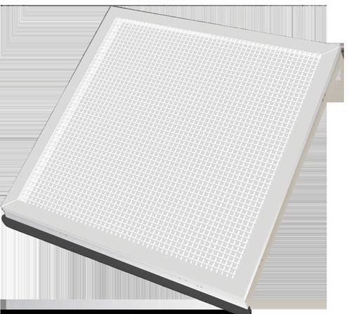 Панель светодиодная LP- eco ПРИЗМА 36Вт 230В 4000К 595х595х19мм белая IP40 + ЭПРА