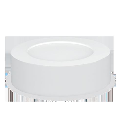 Панель светодиодная круглая NRLP-eco 12Вт 230В  4000К 840Лм 170мм белая накладная IP40 IN HOME