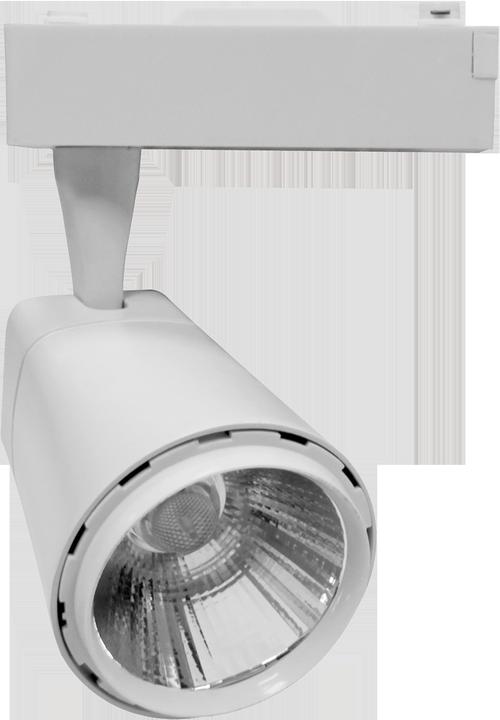 Светильник светодиодный трековый TR-03 24Вт 230В 4000К 2160Лм 91x134x155мм белый IP40 LLT