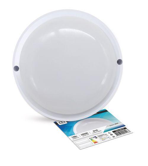 Светильник светодиодный герметичный СПП 2501 18Вт 230В 4000К 1440Лм КРУГ  IP65 LLT