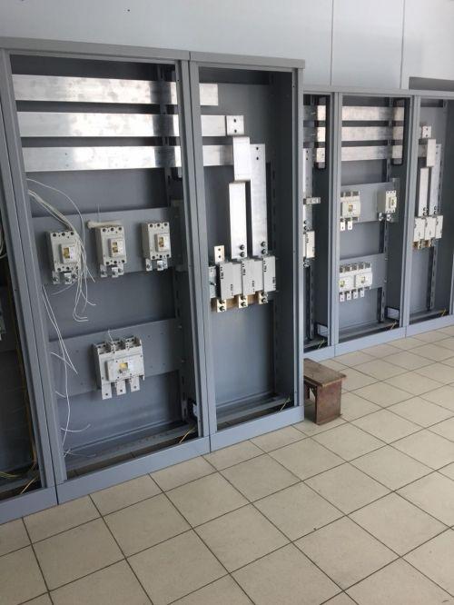 ВРУ1, ВРУ3 - вводно-распределительное устройство