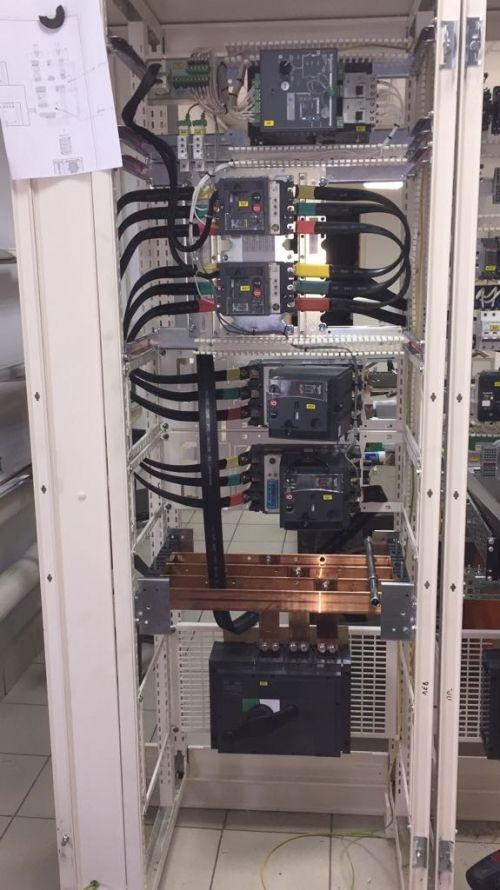 Устройства автоматического ввода резерва АВР