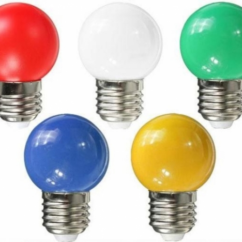 Лампа для белт-лайта Е27 1,5W Синяя
