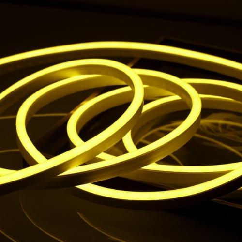 Неон мини (Led Neon Flex) SMD 2835/120 LED 8х16мм 220V MAX 7W/m