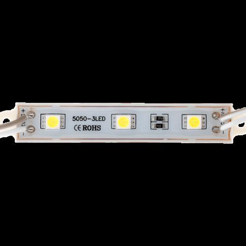 Светодиодный модуль LS SMD 2835/3LED 90х12х4.5мм IP65 33Lm 0.36W 120°