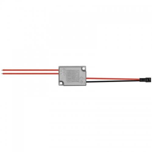 LB0010, драйвер для светильников с дополнительной светодиодной подсветкой G9+ LED White; RGB