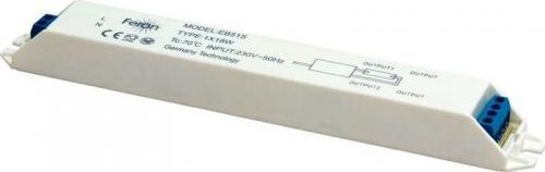 EB51S 1*30W T8/G13 230V электронный ПРА 195*28*19мм
