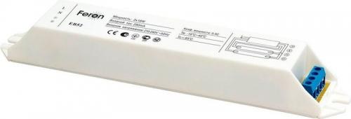 EB52 2*18W T8/G13 230V электронный ПРА 195*33*25мм