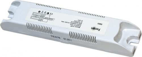EB53 2*36W T8/G13 230V электронный ПРА 164*32*22мм (с патронами и крепежами)