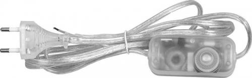 DM103-200W 230V 1,5+0,5м (с диммером) прозрачный